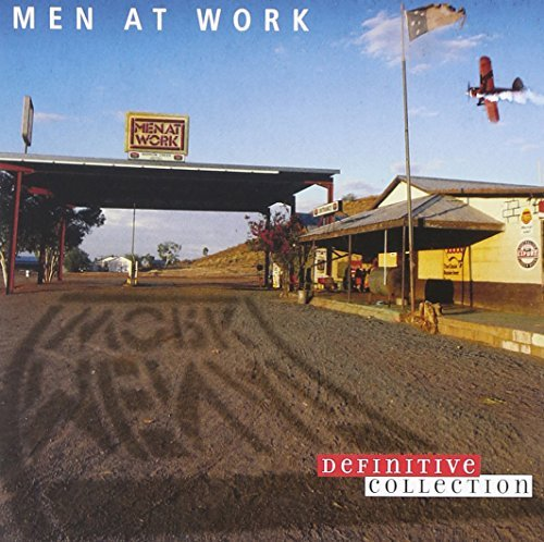 Men At Work Definitive Collection Imported