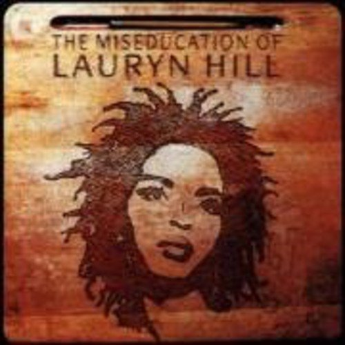 Lauryn Hill Miseducation Of L. Hill Import Gbr