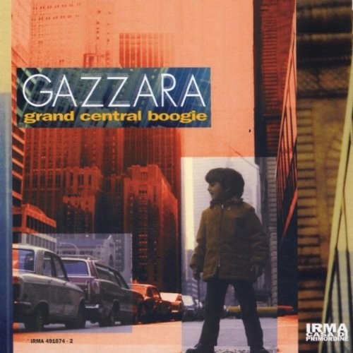 Gazzara Grand Central Boogie Import Ita