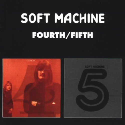 Soft Machine Fourth Fifth Import Eu 2 On 1