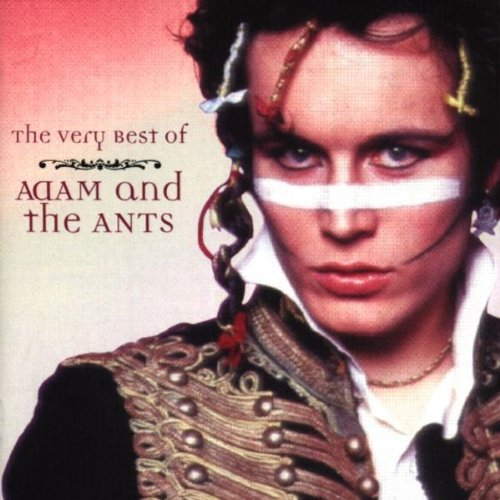 Adam & The Ants Blueprints Import Deu