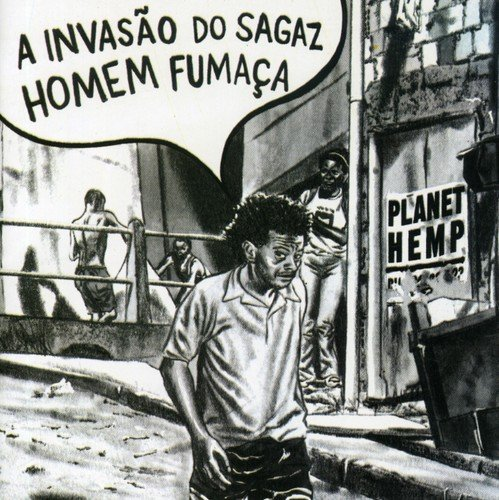 Planet Hemp Invasao Do Sagaz Homem Fumasa Import Bra