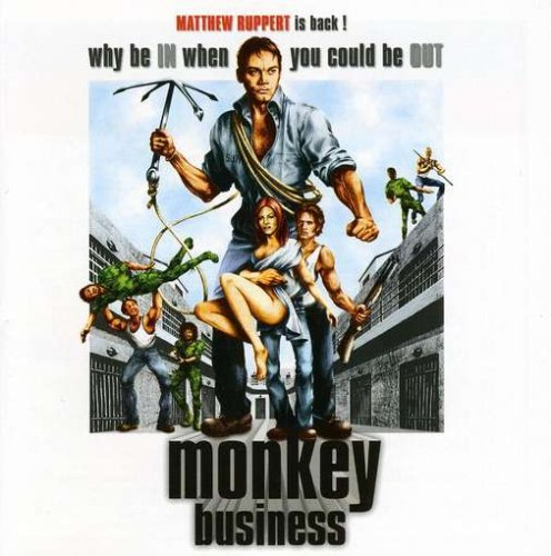 Monkey Business Why Be In When You Could Be Ou