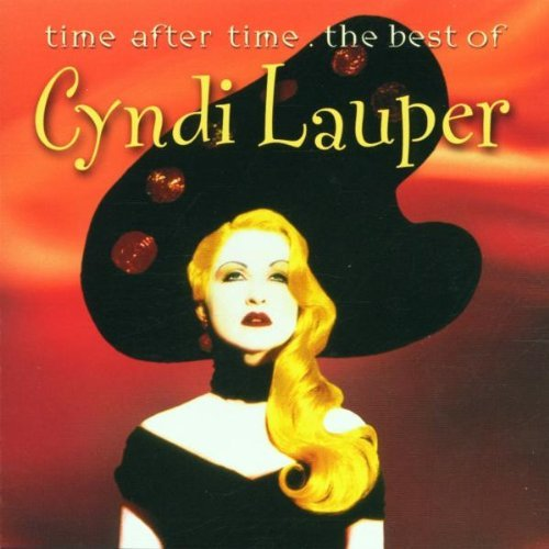 Cyndi Lauper Time After Time (best) Import Eu