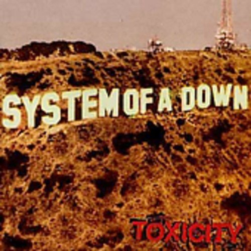 System Of A Down Toxicity Import Gbr Incl. Bonus Tracks