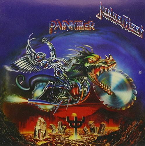 Judas Priest Painkiller Import Gbr