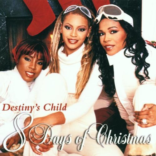 Destiny's Child 8 Days Of Christmas Import Gbr