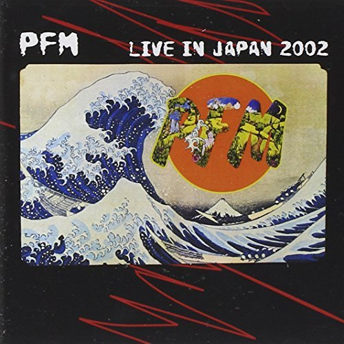 P.F.M. Live In Japan Import Eu 2 CD Incl. Bonus Tracks