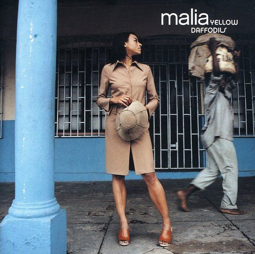 Malia Yellow Daffodils Import Eu Incl. Bonus Tracks