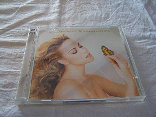 Mariah Carey Greatest Hits Import Gbr 2 CD