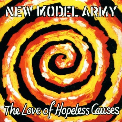 New Model Army Love Of Hopeless Causes Import Gbr