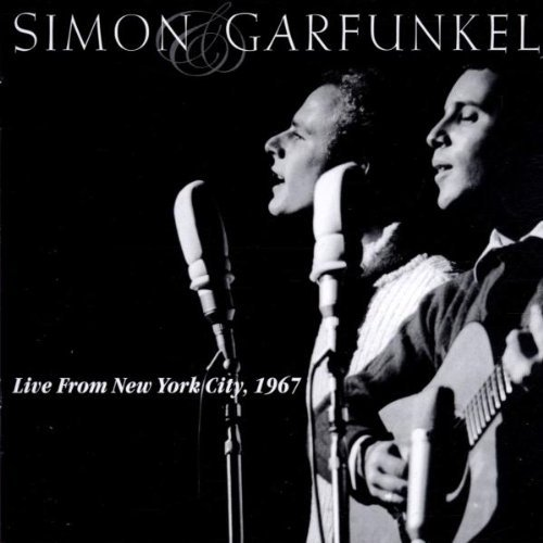 Simon & Garfunkel Live From New York City 1967 Import Can