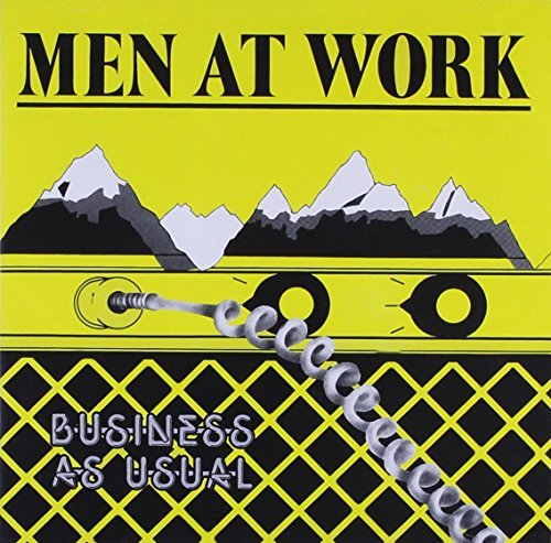 Men At Work Business As Usual Import Gbr