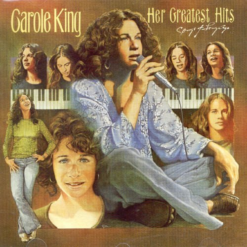 Carole King Her Greatest Hits Import Gbr
