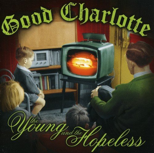 Good Charlotte Young & The Hopeless Import Swe Enhanced CD Incl. Bonus CD