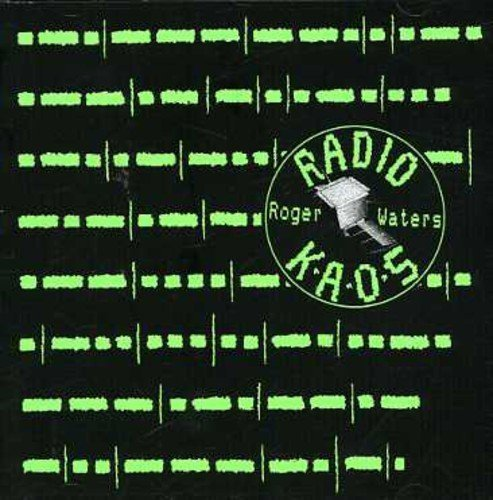Roger Waters Radio Kaos Import Gbr Remastered