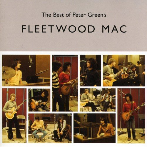 Fleetwood Mac Best Of Peter Green's Fleetwoo Import Eu