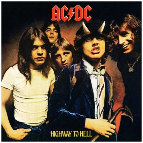 Ac Dc Highway To Hell Import Gbr