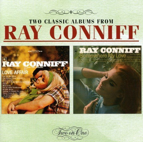 Ray Conniff Love Affair Somewhere My Love Import Gbr