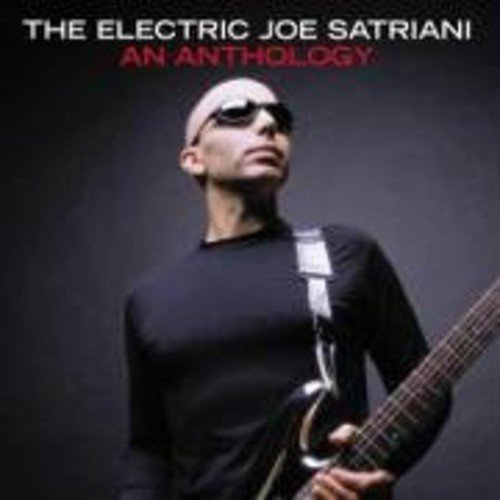 Joe Satriani Electric Joe Satriani An Anth Import Gbr Import Gbr