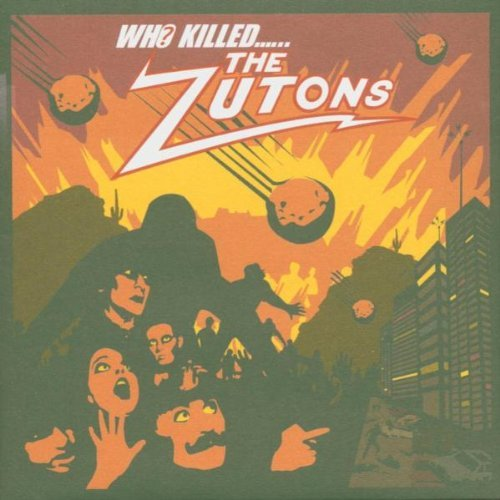 Zutons (the) Who Killed The Zutons ? (1er A Import Eu