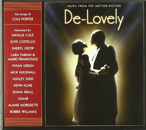 De Lovely Soundtrack Import Gbr Incl. Bonus Track