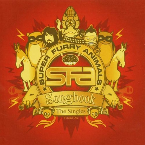 Super Furry Animals Songbook The Singles Import Gbr