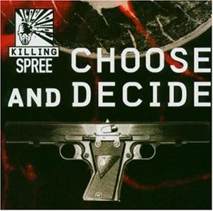 Killing Spree Choose & Decide Import Gbr