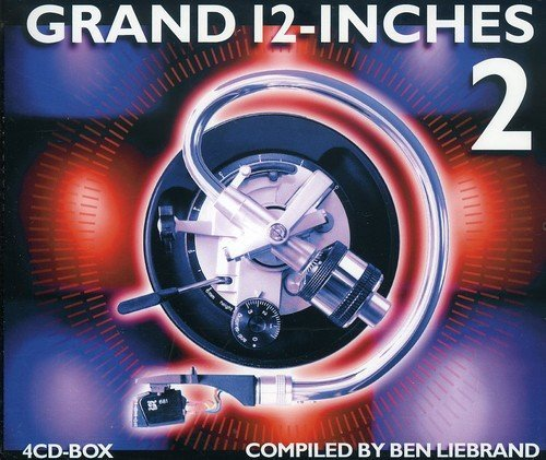 Grand 12 Inches Grand 12 Inches 2 Import Eu 4 CD Box Set