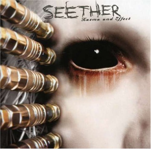 Seether Karma & Effect Import Eu 14 Tracks