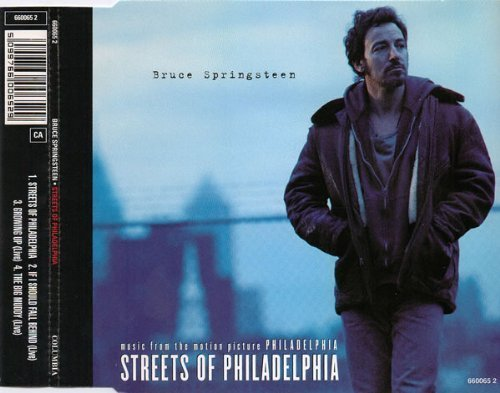 Bruce Springsteen Streets Of Philadelphia