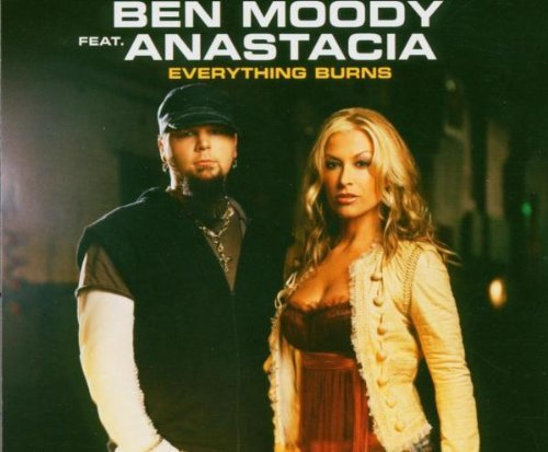 Ben Feat. Anastacia Moody Everything Burns Import Aus Enhanced CD