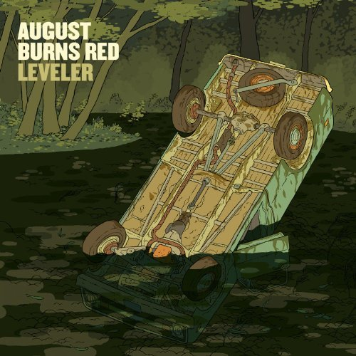August Burns Red Leveler Deluxe Ed. Deluxe Ed.
