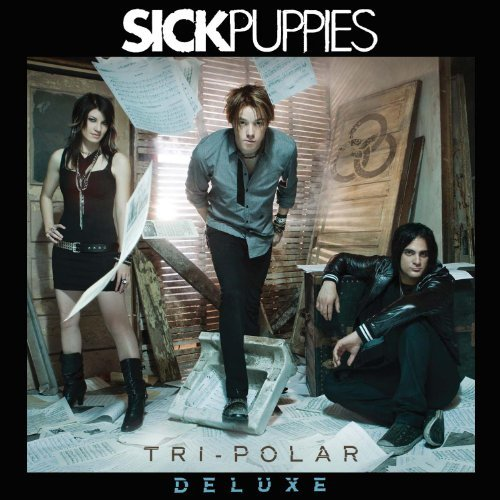 Sick Puppies Tri Polar Explicit Version 2 CD Deluxe Ed.