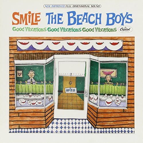 Beach Boys Smile Sessions Box Set 5 CD 2 Lp 7 Inch Single Book