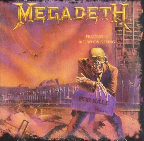 Megadeth Peace Sells... But Who's Buyin 2 CD