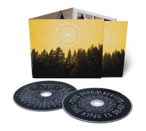 Decemberists King Is Dead Incl. DVD