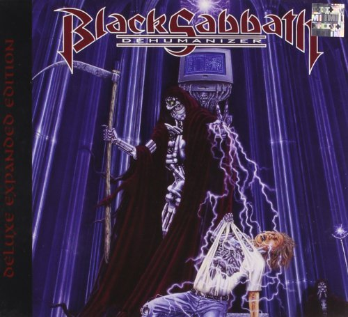 Black Sabbath Dehumanizer Special Edition Import Eu