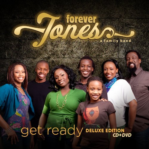 Forever Jones Get Ready Deluxe Ed. Incl. DVD