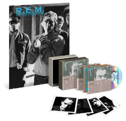 R.E.M. Life's Rich Pagent 2 CD Deluxe Ed.