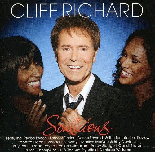 Cliff Richard Soulicious The Soul Album Import Eu