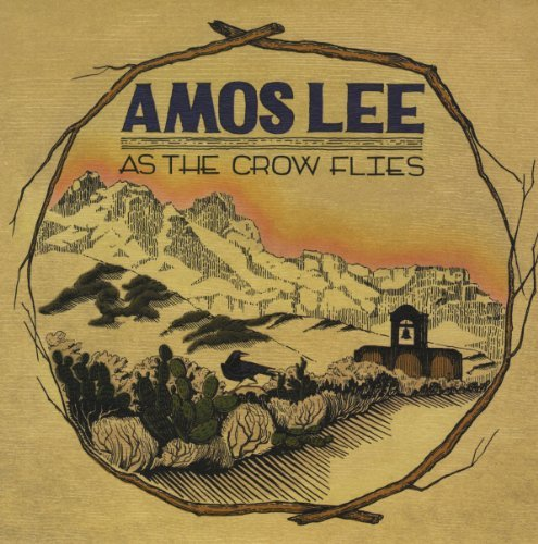 Amos Lee As The Crow Flies (lp)