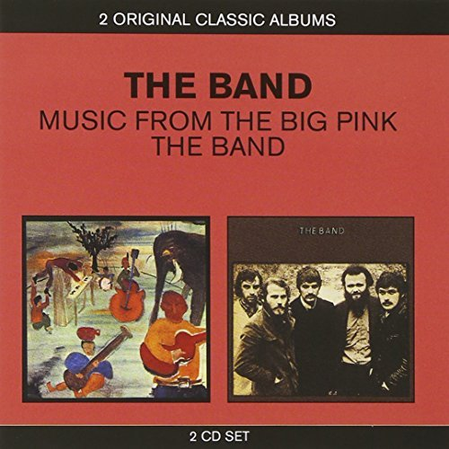 Band Music From The Big Pink The Ba Import Eu 2 CD