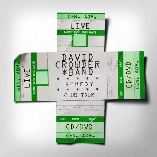 David Crowder Band Remedy Club Tour Edition Incl. DVD