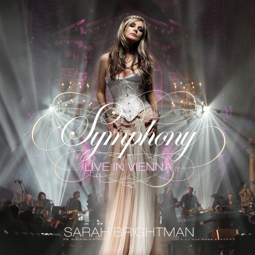 Sarah Brightman Symphony Live In Vienna Incl. CD