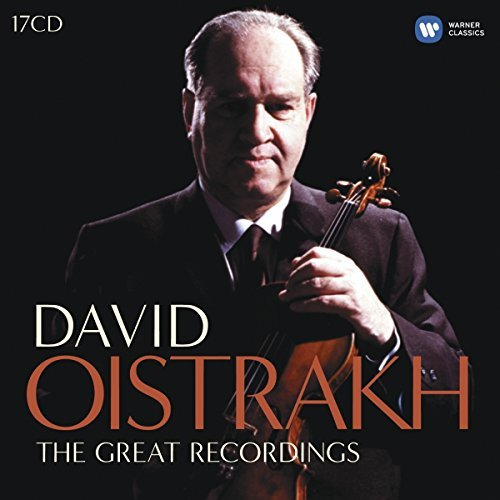 David Oistrakh Complete Emi Recordings