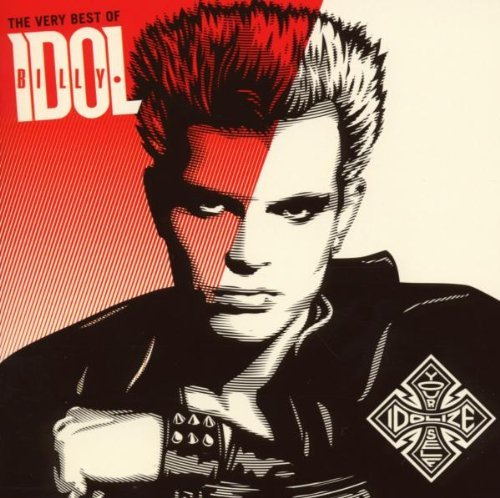 Billy Idol Very Best Of Idolize Yourself