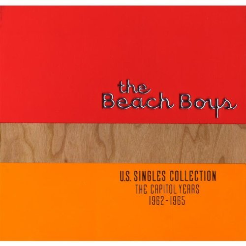 Beach Boys Us Singles Collection Box 16 CD