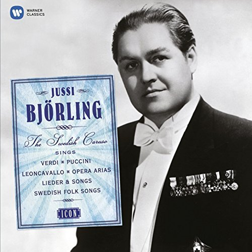 Jussi Björling Icon 5 CD