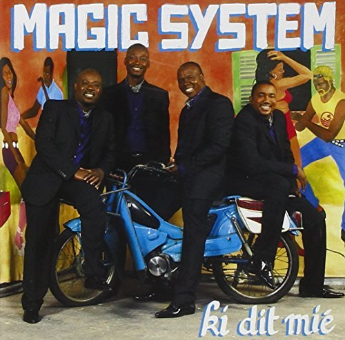 Magic System Ki Dit Mie (new Version) Import Eu